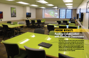 Duquesne University: Fueling Collaboration with FlexTech Classrooms