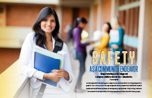 Safety as a Community Endeavor: Empowering Your Biggest Campus Safety Resource--Students