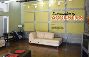 Surrounded by Acoustics