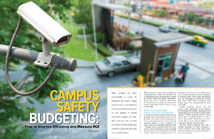 Campus Safety Budgeting: Improving Efficiency and Measuring ROI