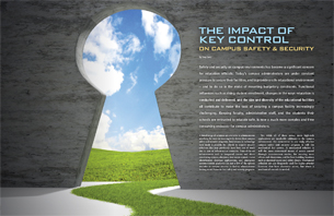 The Impact of Key Control on Campus Safety & Security